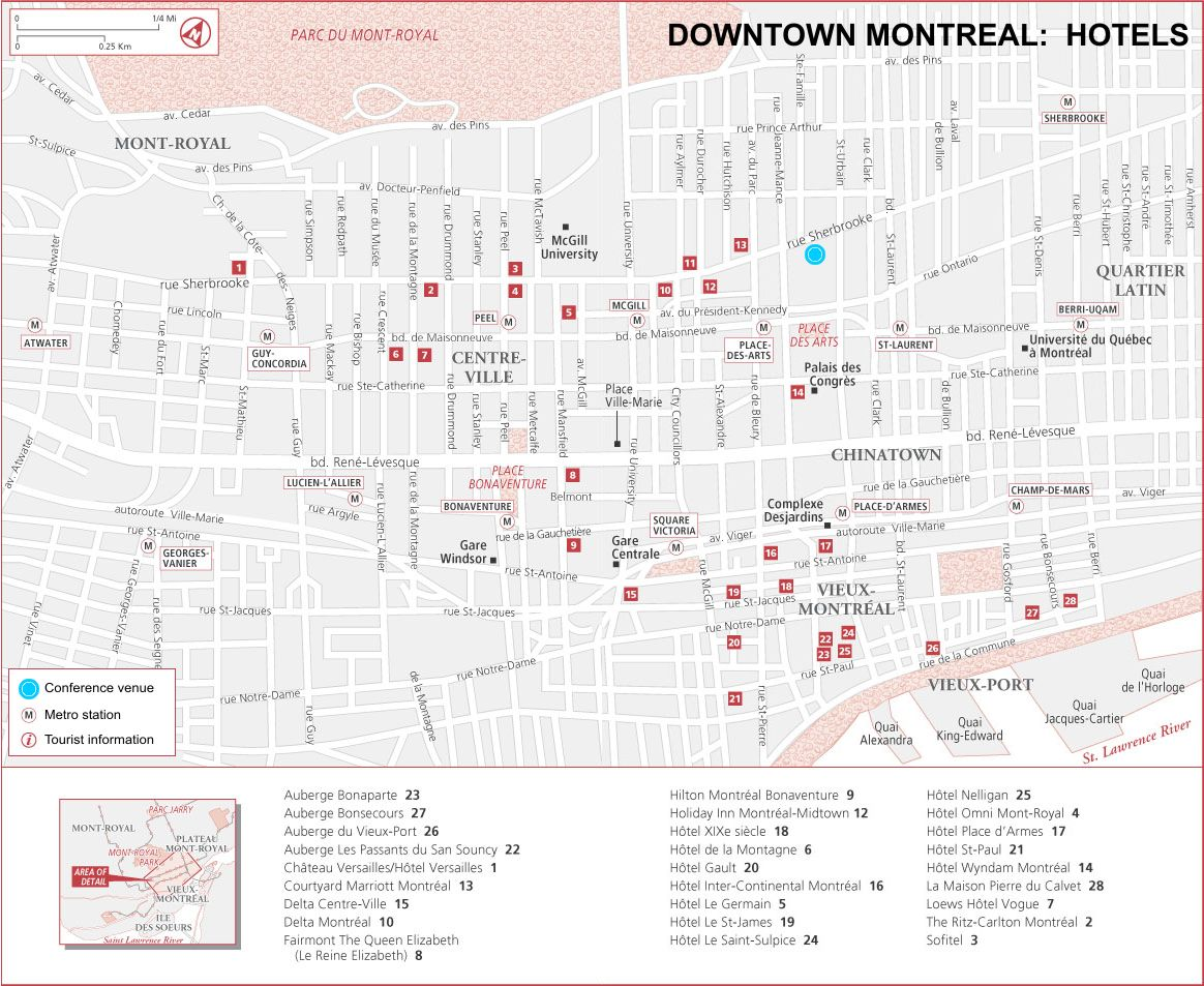 Venue & travel info - TIME 2008 on little burgundy, quartier des spectacles, downtown toronto, hec montreal map, montreal qc map, saint-léonard, olympic stadium, downtown montreal canada, montreal world map, quartier latin, st. peter's basilica map, montreal airport map, mount royal map, old montreal, little italy, detroit new hockey arena map, mcgill university map, montreal transit map, west island montreal public transportation map, downtown montreal attractions, montreal subway system map, montreal street map, saint-laurent, quebec, montreal metro map, mount royal, bell centre, montreal hotel map, montreal chinatown, montreal tourist map, financial district, toronto, montreal on map, mile end, montreal casino map,